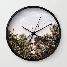 The Pass, Byron Bay Wall Clock
