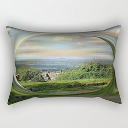 Sweet Somerset Rectangular Pillow