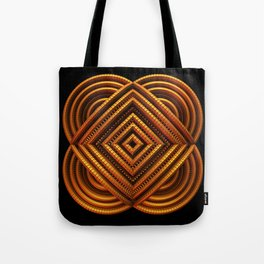 Goldy Tote Bag