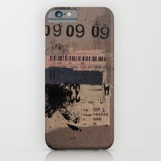 outlaws #4 iPhone 6s Slim Case
