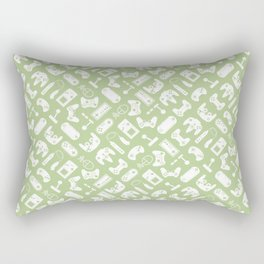 Control Your Game - Margarita Rectangular Pillow