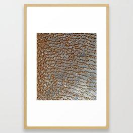 Rub' al Khali, Arabia Framed Art Print