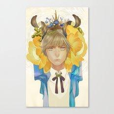 Putera Canvas Print