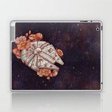 Millenium flowers Laptop & iPad Skin