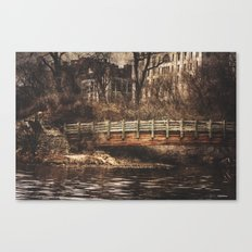 A Bridge Canvas Print