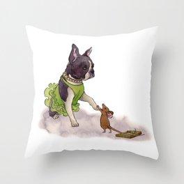 BeTti Throw Pillow