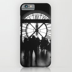 PARIS IV - CLOCK Slim Case iPhone 6s