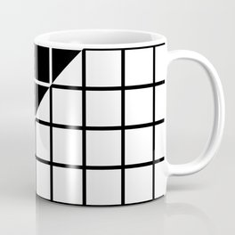 A E S T H E T I C (BLACK-WHITE) Coffee Mug