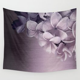 PLUMERIAS OMBRE II Wall Tapestry