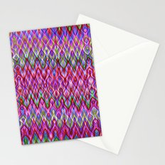 Missioni Style Raspberry Stationery Cards