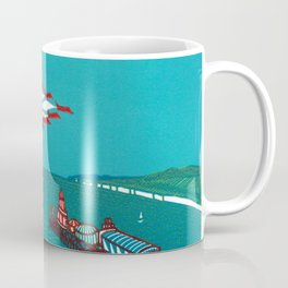 Red Arrows, Bournemouth Coffee Mug