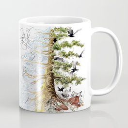 The Woods and The Water Coffee Mug