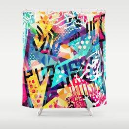 Art Exotica Shower Curtain