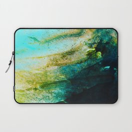STORMY TEAL AP III Laptop Sleeve