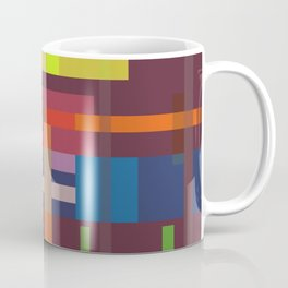 Mid-20th Century Abstraction, No. 4 Coffee Mug