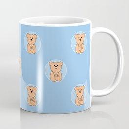 Very Grumpy Ted Coffee Mug