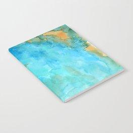 Aquamarine Notebook