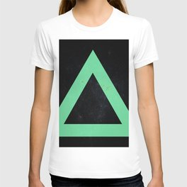 (TRIANGLE) T-shirt