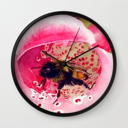 Making the Rounds Wall Clock