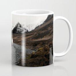 The Two Mountaineers Coffee Mug
