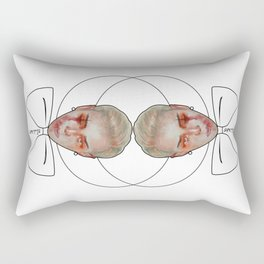 JIYONG THE HURT Rectangular Pillow
