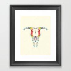 WaterCowlor Framed Art Print