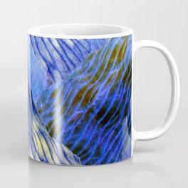 Shibori Surf Waves Coffee Mug