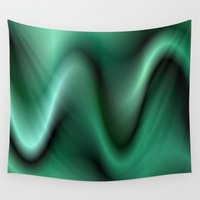 wave Wall Tapestries featuring Wave by David Zydd