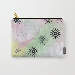 Pastel background Carry-All Pouch