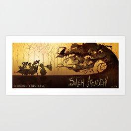 Salem Academy promotional poster Art Print