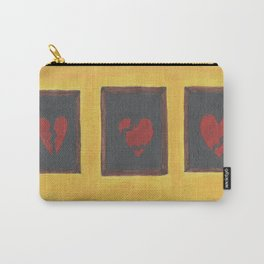Hall of Broken Hearts Carry-All Pouch