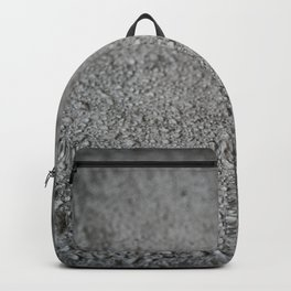 Wet concrete Backpack