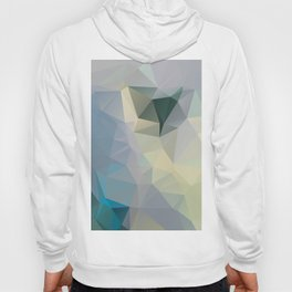 Mint / Poster, Art Prints, Deco, Scandinavian Images, Geometric, Pastel Poster, Mountains, Minimalis Hoody