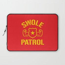 Swole Patrol Laptop Sleeve