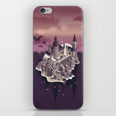 Hogwarts series (year 5: the Order of the Phoenix) iPhone & iPod Skin