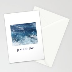 Oahu: Go With The Flow Stationery Cards