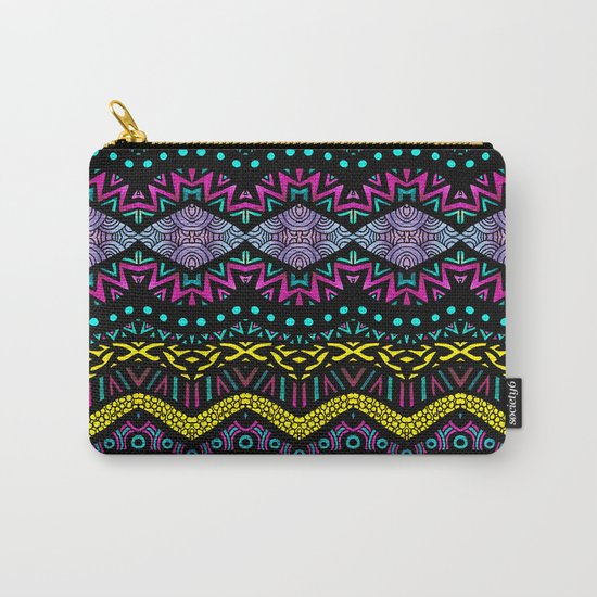 Tribal Dominance Carry-All Pouch