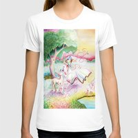 fairy tale T-shirts featuring Fairy Tale by Julie Edwards