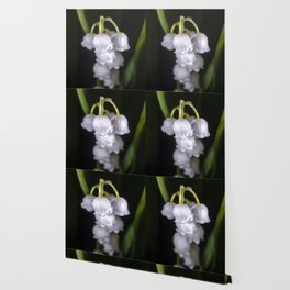Lily of the valley close up Wallpaper