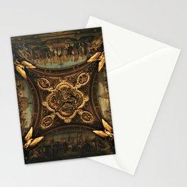 Louvre, Paris, France Stationery Cards