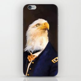 Chic Eagle General iPhone Skin