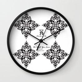 jody morgan design society Wall Clock