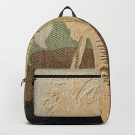 Elephant in the Jungle Camouflage Backpack