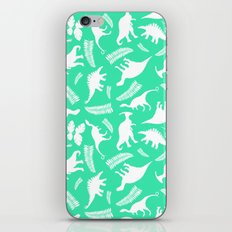 Dinosaurs iPhone Skin