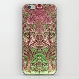 Nature's Cathedral #1 iPhone Skin