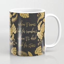 When It Rains Coffee Mug