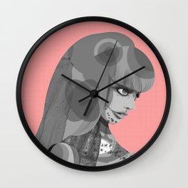 Kinoko the Robot Wall Clock
