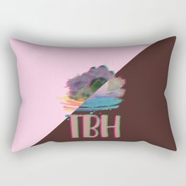 Honestly Rectangular Pillow