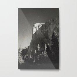 El Capitan Metal Print