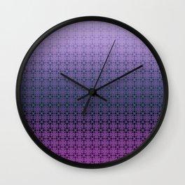 Grape juice Wall Clock